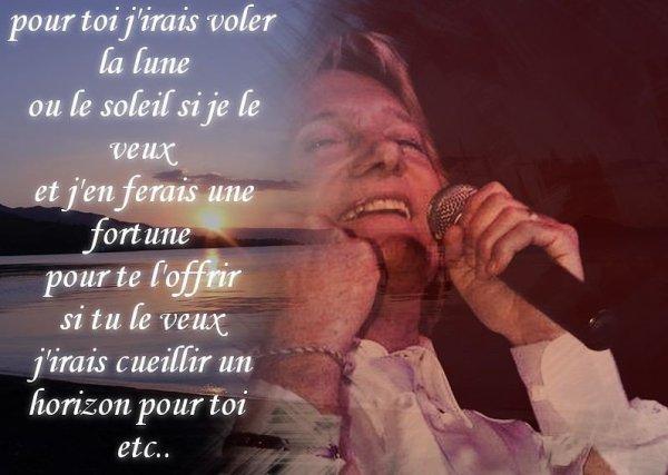 """La nouvelle chanson de Philippe Leroy : """"Je t'aime"""" - Un beau duo ! + Clip """"Pour toi"""""""