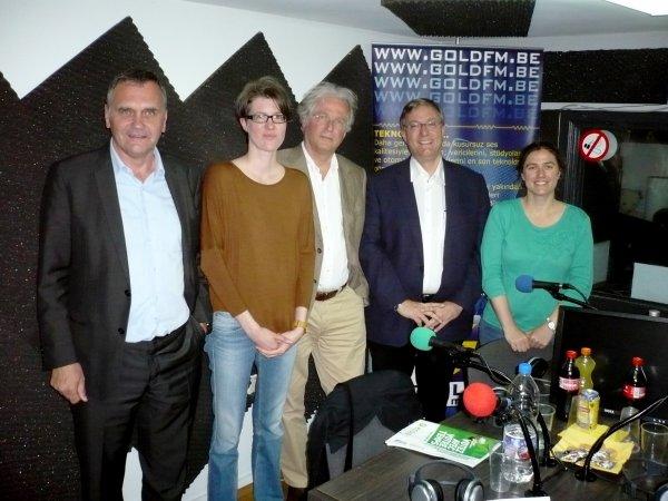 Elections régionales 2014 - Bilan des émissions politiques sur GOLD FM