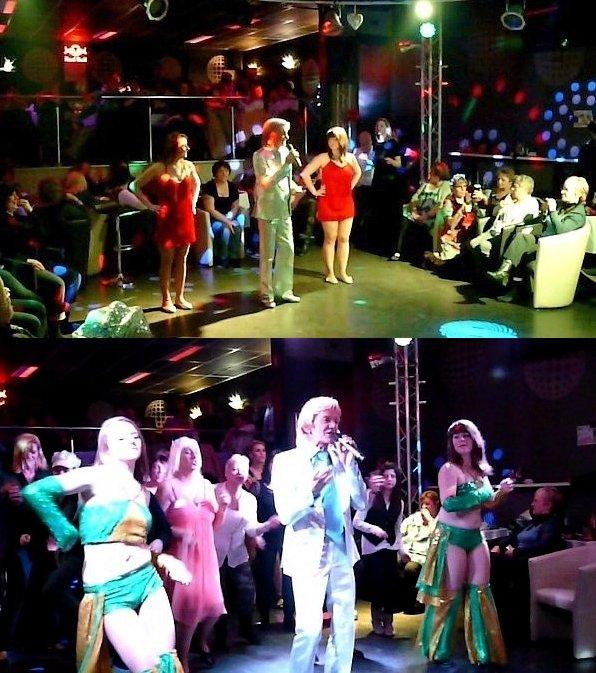 BES présente : Nouvelle grande soirée Philippe Leroy au FLASH BACK CLUB