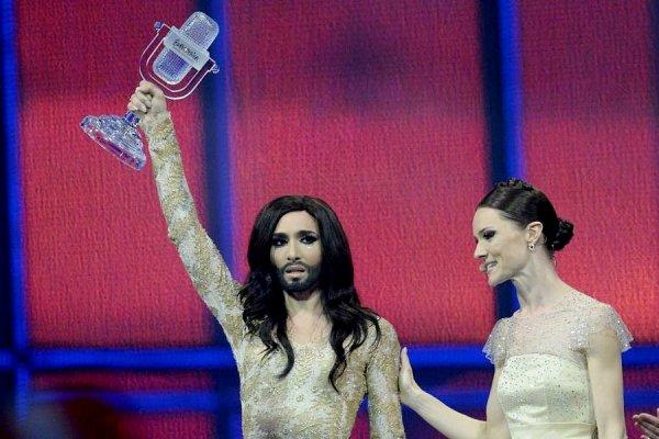 Eurovision 2014 : Victoire de l'Autriche et de son travesti barbu, Conchita Wurst
