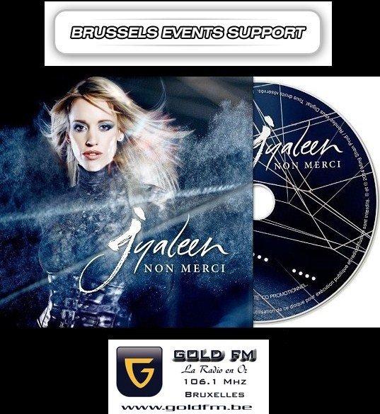 """BES  présente : JYALEEN dans """"Non Merci"""", en diffusion sur GOLD FM"""