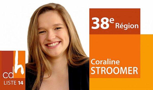 Elections régionales 2014 - La parole à la plus jeune candidate du pays - 18 ans