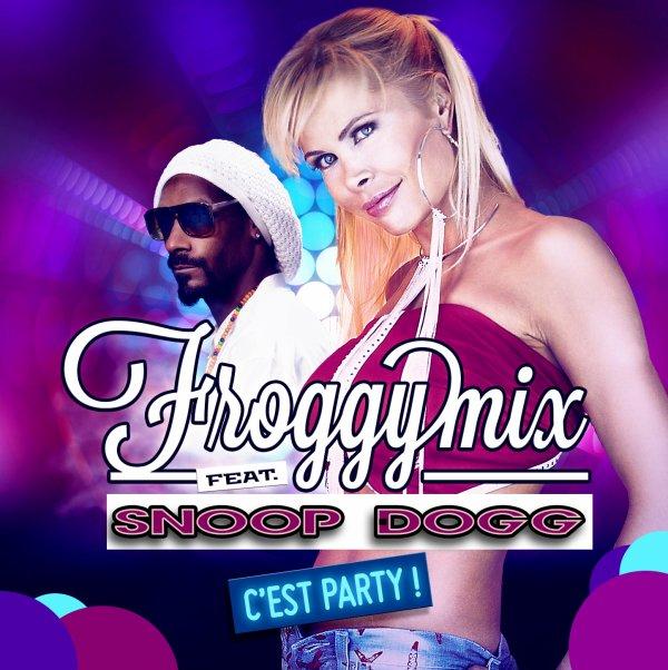 """BES  PRESENTE : Froggy Mix Feat Snoop Dogg - """"C'est Party !"""" sur GOLD FM"""