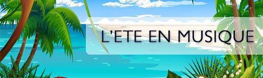 """Retrouvez : """"L'ETE EN MUSIQUE"""" sur GOLD FM, jusqu'au 30 juin 2014"""