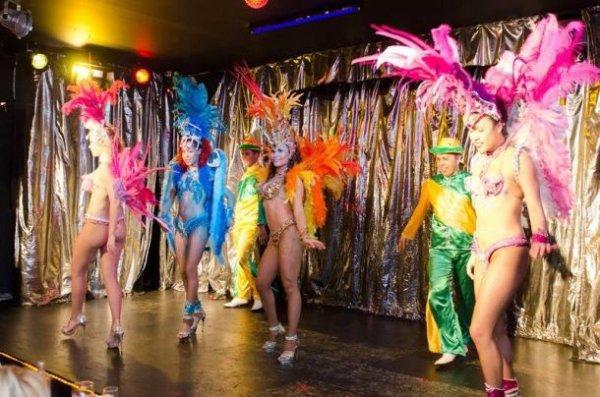 Show Brasil : Nouvelle direction (OUF), un endroit à redécouvrir !!!