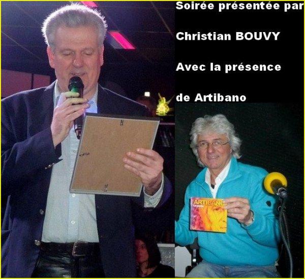 Notre grande soirée BES - Philippe Leroy le 07 juin avec des clodettes de choc !