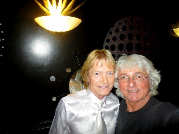 Soirée Philippe Leroy au FLASH BACK CLUB, aussi une belle rencontre avec ARTIBANO