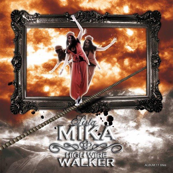"""SISTA MIKA dans : """"Les Etoiles de BES"""", pour son album """"HIGH WIRE WALKER"""""""