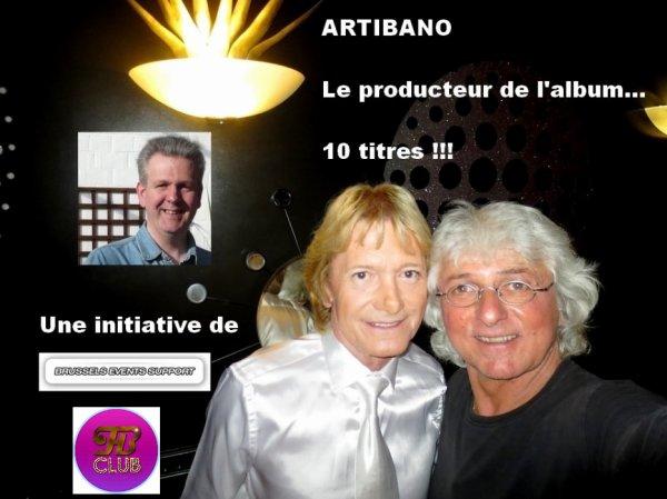La dernière chanson de Philippe Leroy sur GOLD, et en été enregistrement de l'album !
