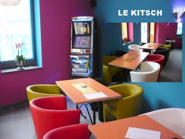 """Découvrez le """"KITSCH"""", un nouvel établissement à Bruxelles - (GANSHOREN)"""