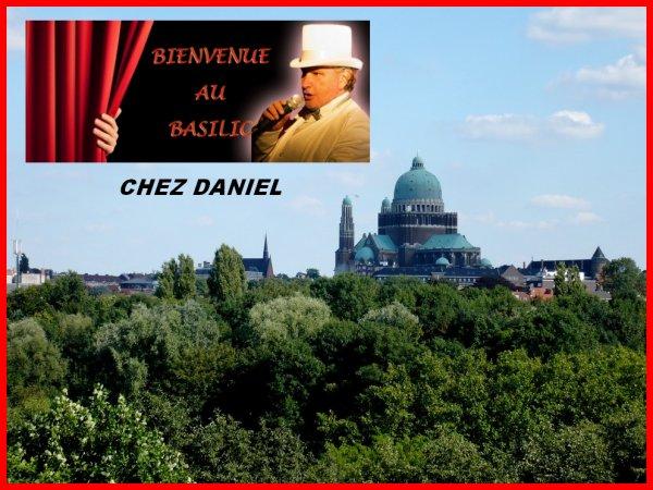 Nouvelle saison chez DANIEL au BASILIC, qui est aussi le siège artistique de BES !!!