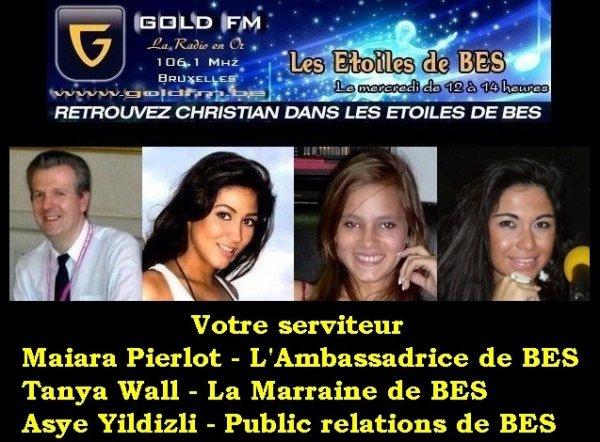 La rentrée BES et GOLD FM, c'est pour ce lundi 01 septembre 2014 !!!