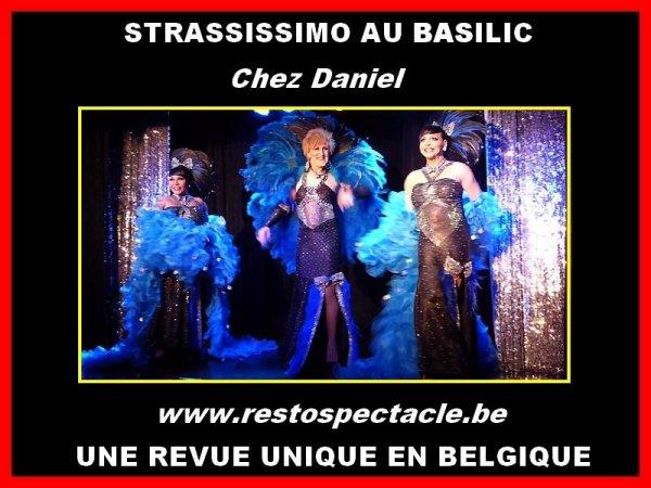 4 Etoiles de BES pour le Basilic de Daniel Verhoeft et la revue Strassissimo !