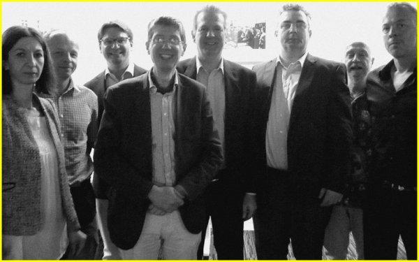 Journée AEJ / Réunion à GOLD FM, suivie du conseil d'administration - 06.10.2014