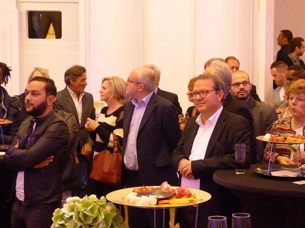 BES en reportage avec Assia pour les 30 ans de Télé Bruxelles - 14.10.2014