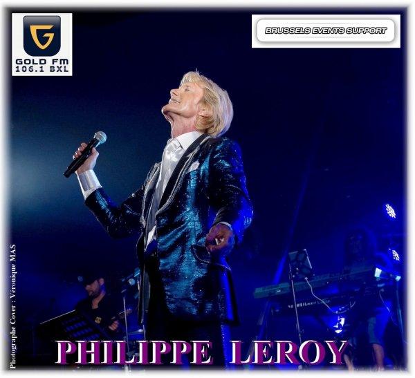Grand Show Philippe Leroy et ses Clodettes, au Flash Back Club le 15.11.2014