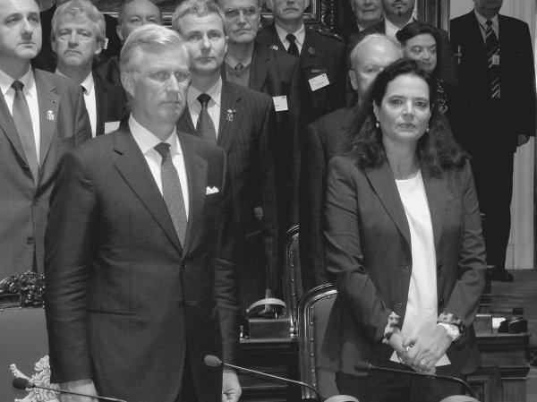 BES REPORTAGE : 80ème anniversaire de la Société de l'Ordre de Léopold - 24.10.2014