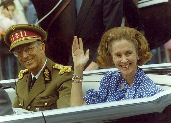 BES ACTU : Décès de la Reine Fabiola de Belgique - 1928 / 2014