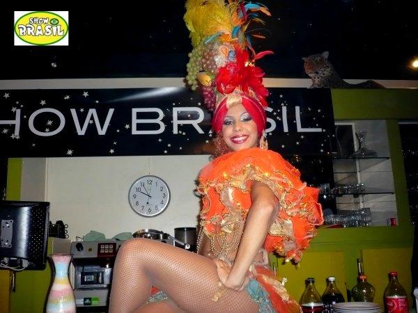 Ambiance du tonnerre au Show Brasil - Nouveau spectacle : 13.12.2014
