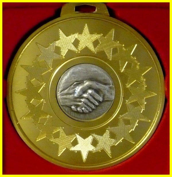 """Prix de la courtoisie 2014 - Ordre Belge de la Courtoisie - Asbl : """"Bambins futés"""""""