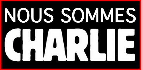 """La presse en deuil : Nous sommes tous des """"CHARLIE"""" !!!"""