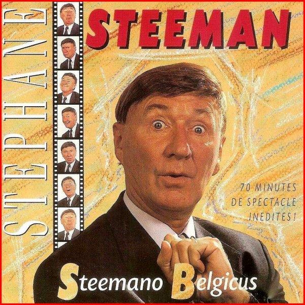 BES ACTU : Décès de l'humoriste belge Stéphane Steeman - (82 ans)