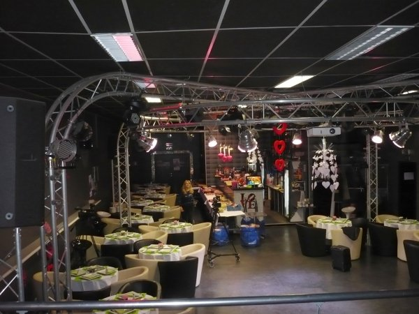Dans les coulisses du FLASH BACK CLUB à Huizingen - 21.02.2015