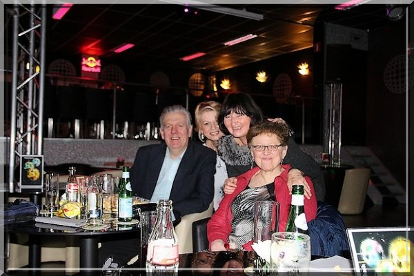 L'anniversaire de Domie au FLASH BACK CLUB - 07.03.2015