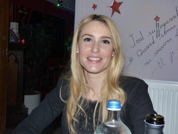 Soirée au BASILIC avec Amandine SANS et un humoriste d'exception - 28.03.2015