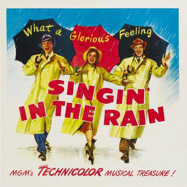 "BES NOSTALGIE - ""SINGIN' IN THE RAIN"" : de Gene Kelly à Sheila..."