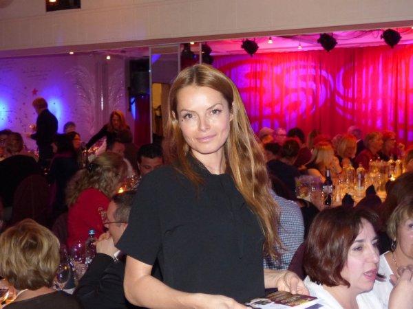 """Soirée au BASILIC avec BARBARA HELLEMANS - Finaliste : """"Top Model Belgium"""" 2015"""