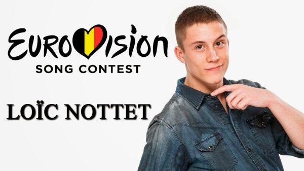 Loïc Nottet qualifie la Belgique pour l'Eurovision à Vienne - Rhythm Inside