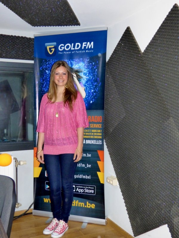 "Graine de ""Stars"" sur GOLD FM ce 25.05.2015 / Olivia - Morgane - Nicolas"