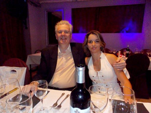 Voici encore quelques photos de notre très belle soirée au BASILIC - 13.06.2015