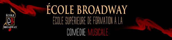 Ecole Broadway - Présentation du travail de l'année devant un jury de prestige
