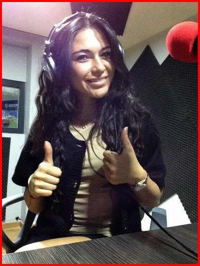 Assia sur GOLD FM / 26.06.2015 - Sa dernière émission de la saison !!!