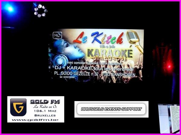 KITCH ACTU : Soirée disco + Souper spaghetti : ce 18 juillet de 18h00 à 01h00