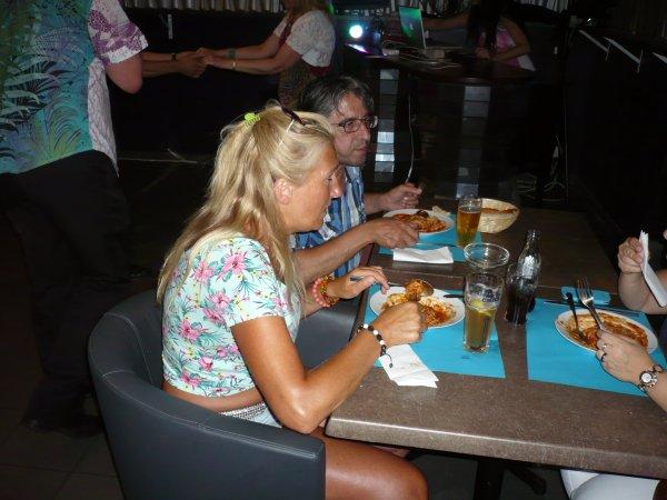 """Une belle réussite pour la soirée : """"Disco-Spaghetti"""" au Kitch - 18.07.2015"""