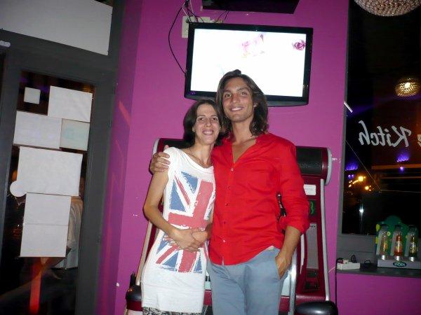 Soirée estivale au Kitch avec Nico di Santy - 15.08.2015 - Un franc succès !