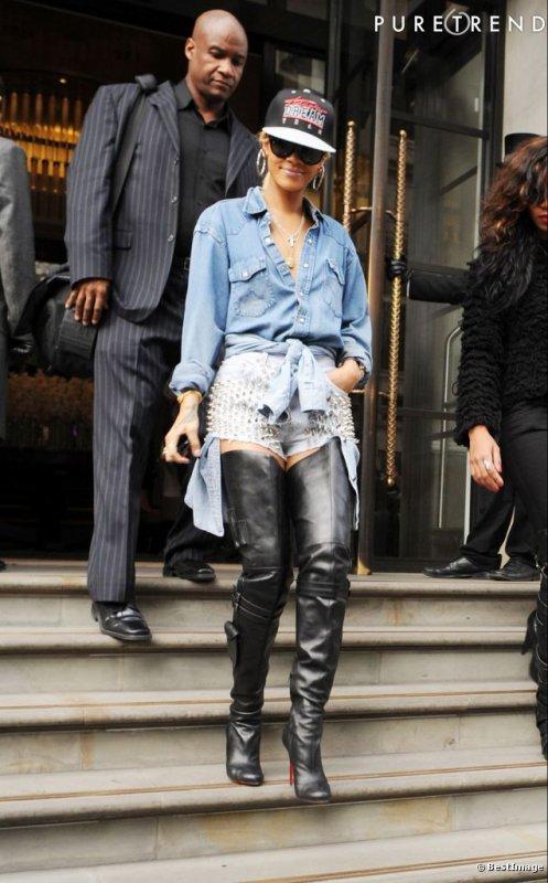 Rihanna, celle que toutes veulent imiter !