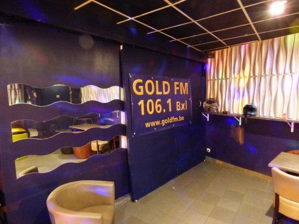 Notre nouveau studio BES / Aussi pour GOLD FM !