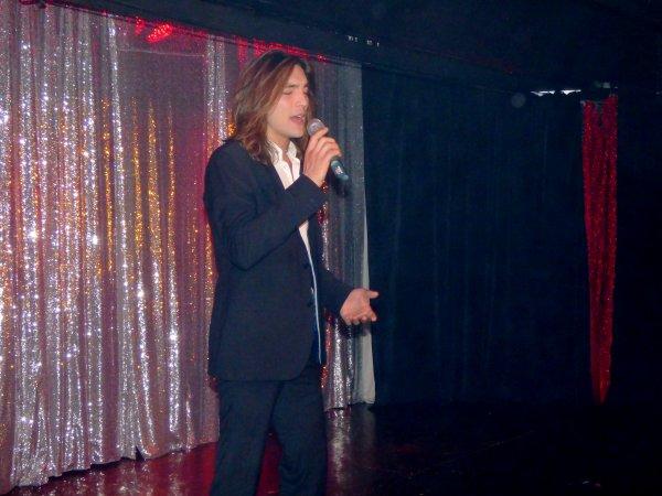 """Au Basilic 07.11.2015 - Nico Show / Mon annif / Et la revue : """"LE BASILIC'S FOLIES"""" - 1"""