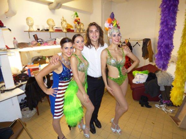 """Au Basilic 07.11.2015 - Nico Show / Mon annif / Et la revue : """"LE BASILIC'S FOLIES"""" - 2"""