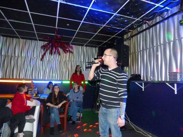 Notre concert de NOEL au KITCH de ce 19 décembre 2015 - Noël ensemble !