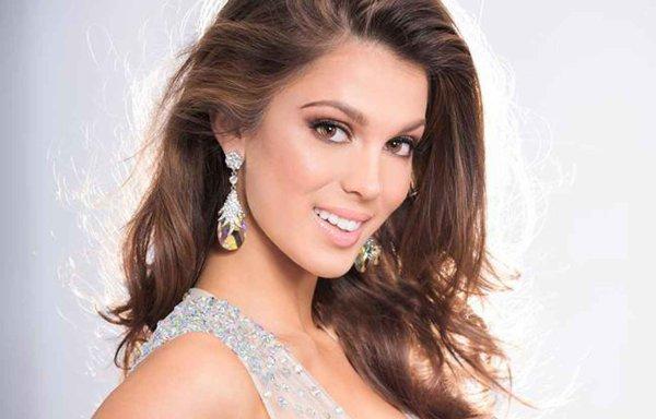 C'est Miss Nord-Pas-de-Calais, Iris Mittenaere, qui a été désignée Miss France 2016