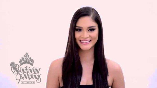 Miss Philippines couronnée Miss Univers après un gros quiproquo !!!