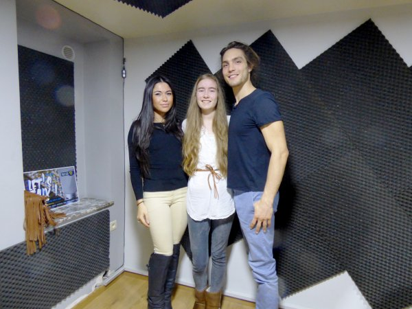 NICO SHOW de NOEL avec aussi Valérie Bodart et Assia - 23.12.2015