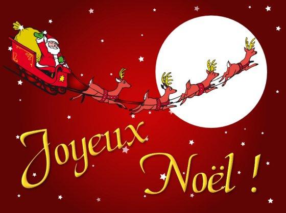JOYEUX NOEL A TOUS !