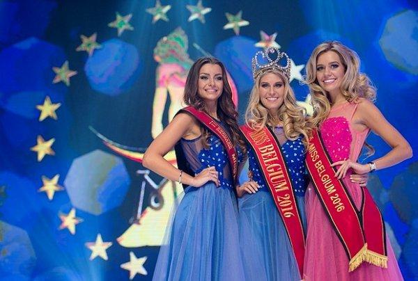 Miss Belgique 2016 s'appelle Lenty Frans - 21 ans - Anvers - 1m68