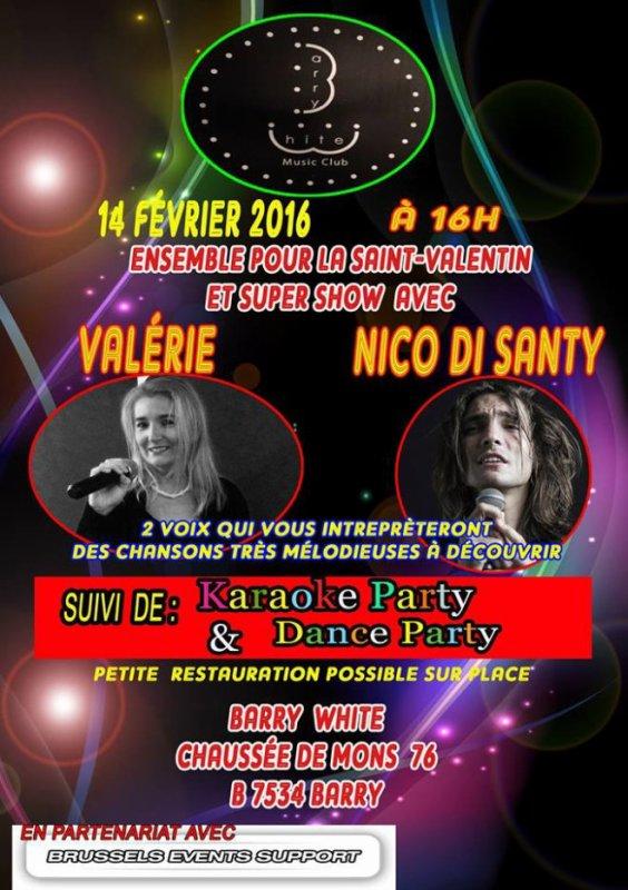 Lundi 25 janvier - 21ème Nico Show - Avec des chansons originales de NICO !!!